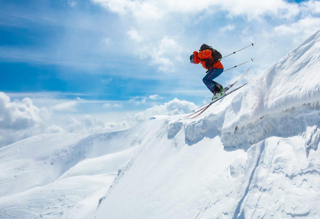 sport dopo la protesi sci