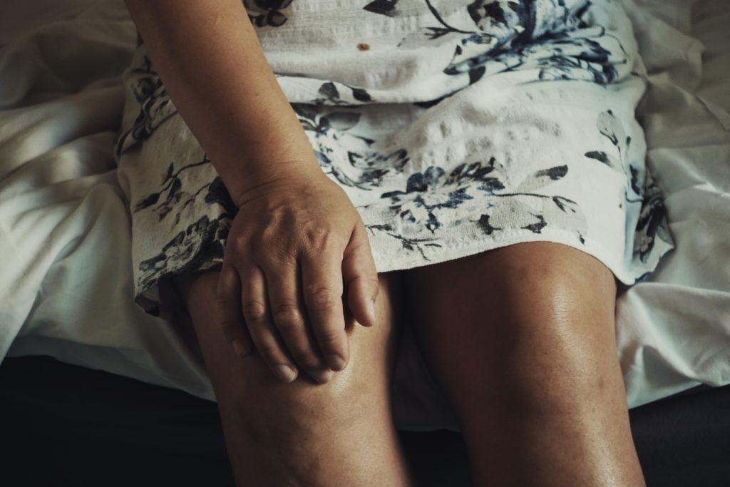 protesi totale o parziale di ginocchio?